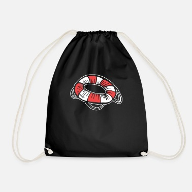 Lifeguard - Drawstring Bag