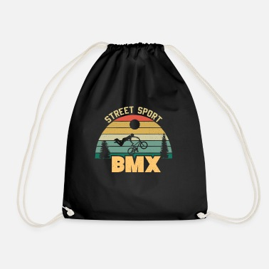 Bmx Bmx Bmx bike Bmx children Bmx accessories Bmx pedals - Drawstring Bag