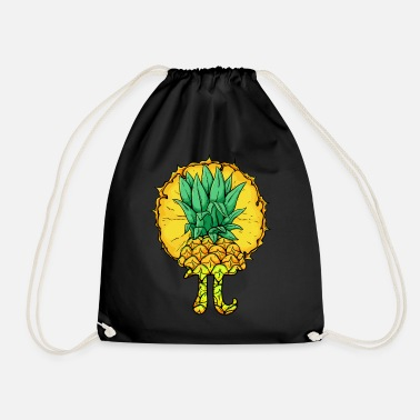 Pi Carino Pi Day Shirt Ananas Fruit Lover Math - Sacca sportiva