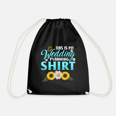 Love This Is My Wedding Planning Shirt Event Planner - Gymnastiktaske