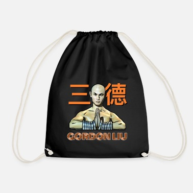 Gordon Liu - San Te - Monk (Official) 9 dots - Gymtas