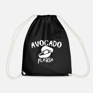 Healthy Healthy - Drawstring Bag