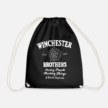 Supernatural Supernatural Winchester Brothers - Gymtas