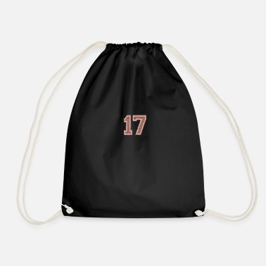Seventeen banana - Drawstring Bag