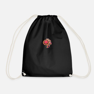 Graphic Art graphics art - Drawstring Bag
