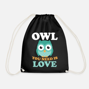 everything you need - Drawstring Bag