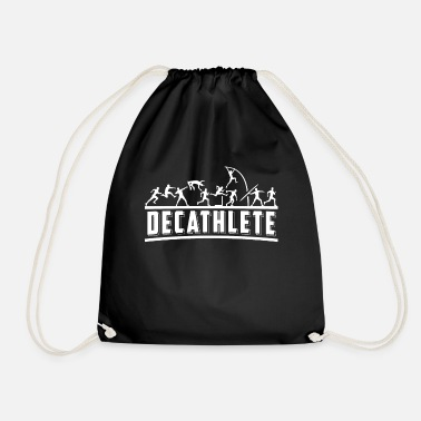 Athletics Athletics athlete shirt gift athlete - Drawstring Bag
