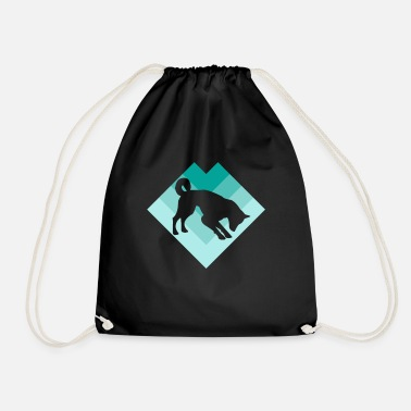 Search Dog search dog - Drawstring Bag