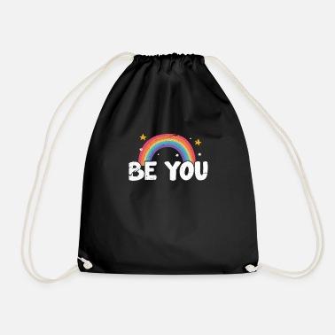LGBT - Drawstring Bag