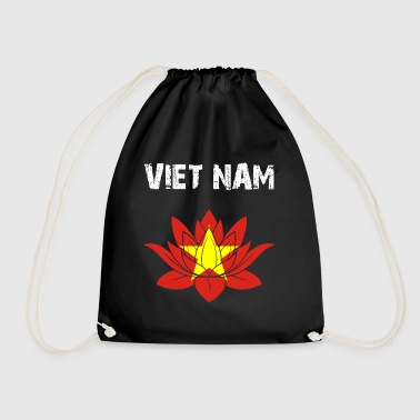 Nation utforming Viet Nam Lotus - Gymbag