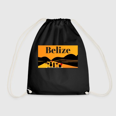 belize - Drawstring Bag