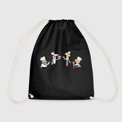chef - Drawstring Bag