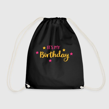 2541614 128216635 birthday - Turnbeutel