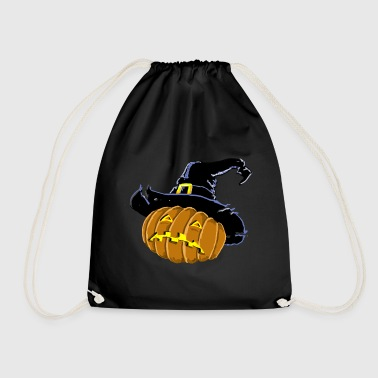 JACK THE HALLOWEEN CITROUILLE - Drawstring Bag