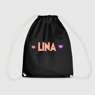 Lina - Drawstring Bag