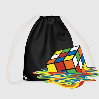 meltingcube - Drawstring Bag