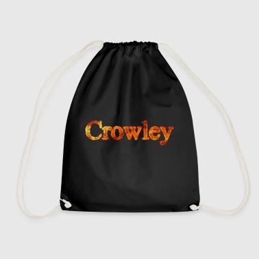 Crowley - Drawstring Bag