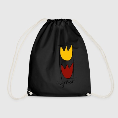 together - Drawstring Bag