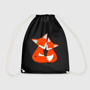 Fox Mother - Drawstring Bag