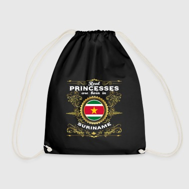 PRINCESS PRINCESS QUEEN SURINAME BORN - Sac de sport léger