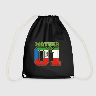 Mother Mother mum queen 01 Equatorial Guinea - Drawstring Bag