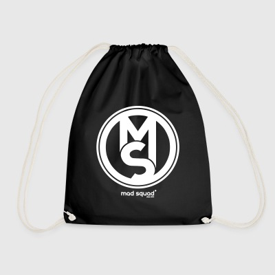 Squad Mad Man Fan T-Shirt - Drawstring Bag