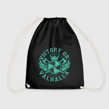Victory or Valhalla Valhalla - Drawstring Bag