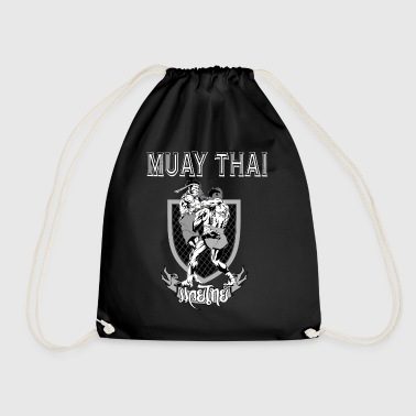 Muay Thai - Drawstring Bag