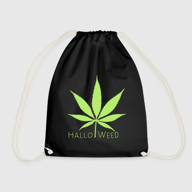 Halloweed - Drawstring Bag