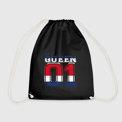 partnerland king 01 prince Costa Rica - Drawstring Bag