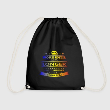 Actress Audition Performing Casting - Drawstring Bag