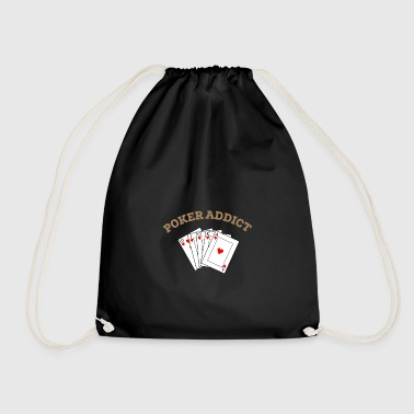 Poker Addict - Gymbag