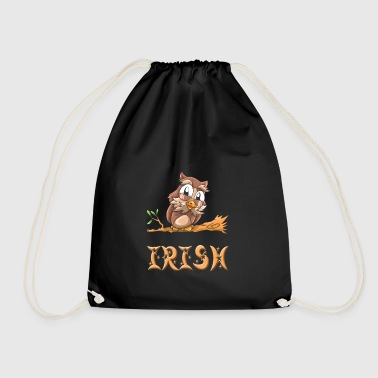 Owl Irish - Drawstring Bag