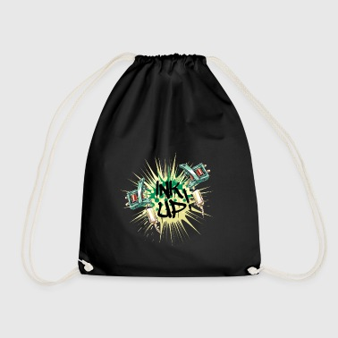 Ink Up the Tattoo Shirt Gift - Drawstring Bag