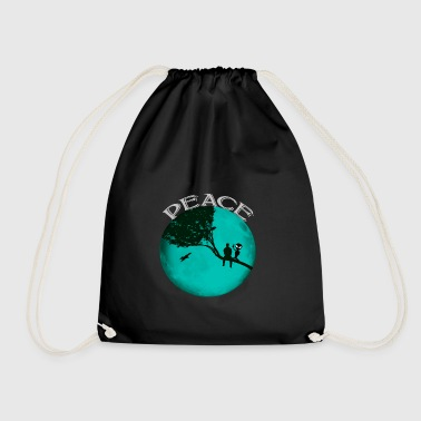 Peace Alien Moon - Gymtas