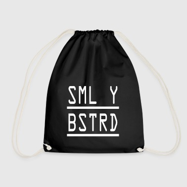 SML Y BSTRD 2 - Drawstring Bag
