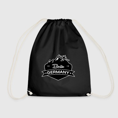 Berlin, Germany - Drawstring Bag