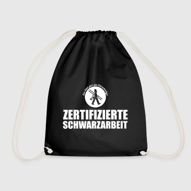 Certified moonlighting - Drawstring Bag