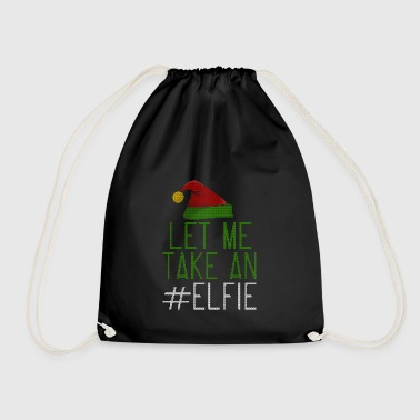 Let Me Take On Elfie laid style - Sac de sport léger