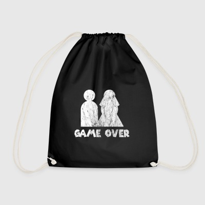 game over look usé - Sac de sport léger