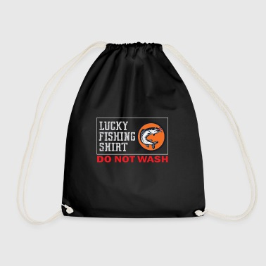 Lucky Fishing Shirt Do Not Wash Fisherman Gift - Turnbeutel