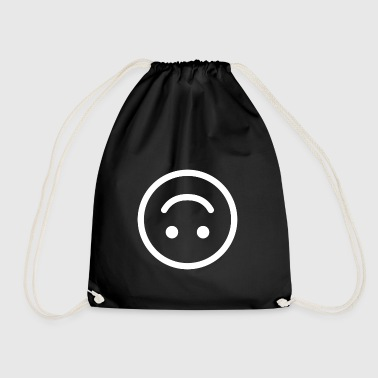 happy smiley happy gledelig - Gymbag