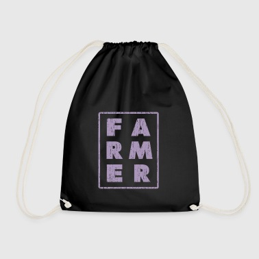FARMER - farmer - farmer - Drawstring Bag