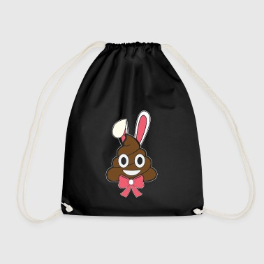 Kak emoticon Easter Bunny Happy Easter Bunny Gift - Gymtas