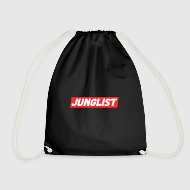 Junglist - Jungle Drum and Bass DnB Gift - Drawstring Bag