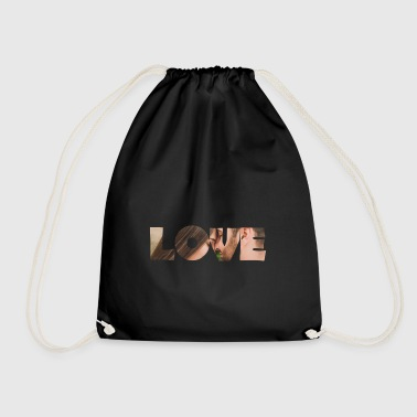 Love T-Shirt - Turnbeutel