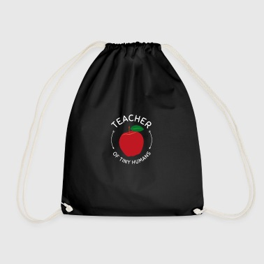 Preschool teacher kindergarten educator gift - Drawstring Bag