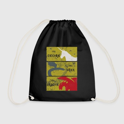Memories of Idhún - Drawstring Bag