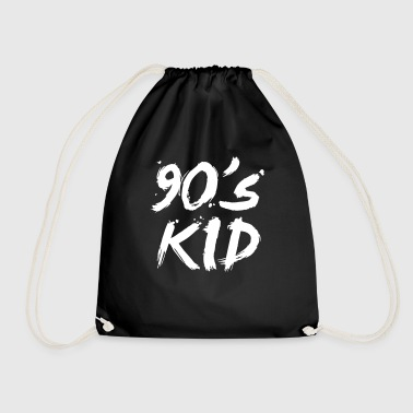 90s kid - Turnbeutel