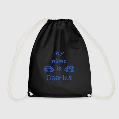CHARLES MY NAME IS - Sac de sport léger